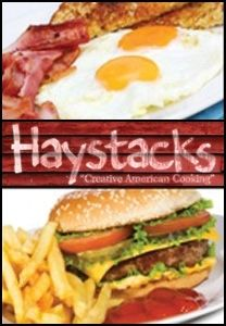 Haystacks in Wilkes-Barre, PA 18702 | Get $20 (Two $10 Vouchers) of Homemade Comfort Food for Only $10 at Haystacks Family Restaurant! | ReferLocal
