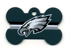 philly eagles id-tag