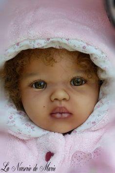 "JAMINA - Absolutely GORGEOUS 24"" Reborn Toddler Baby Custom Made for You. Reborns beautifully in any skin tone. Choose Gender, Eyes, Hair."