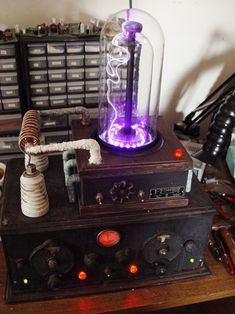 What a brilliant bit of laboratory equipment perfect for any Halloween or Steampunk scientist!