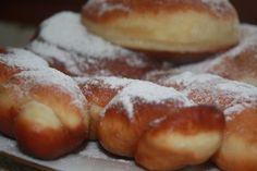 Romanian mum: Romanian donuts(gogosi) - my mum recipe