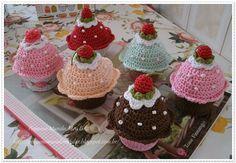 """Atelier Saron Calazans"": cupcakes"