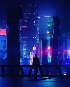"""From Here To Nowhere"": The Superb Sci-Fi, Post-Apocalypse And Cyberpunk Concept Art By Polygonatic – Design You Trust Cyberpunk City, Ville Cyberpunk, Cyberpunk Kunst, Cyberpunk Aesthetic, City Aesthetic, Futuristic City, Retro Aesthetic, Cyberpunk Fashion, Steampunk Fashion"