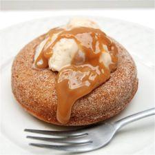 Dessert Doughnuts: King Arthur Flour