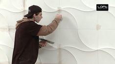 Montaż paneli dekoracyjnych Loft Design System