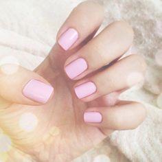 soft pink. ♡