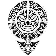 20 New Maori Tribal Tattoos Design Ideas Totem Tattoo, Hawaiianisches Tattoo, Calf Tattoo, Samoan Tattoo, Maori Tattoos, Girly Tattoos, Body Art Tattoos, Tribal Tattoos, Polynesian Tattoo Designs