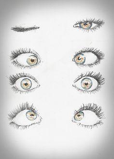 eye drawing | Tumblr