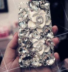 gemstone samsung galaxy s4 case 3D i9300 rainstone case bling iphone 5 case Crystal diy crystal samsung case samsung iphone4/4s cover case