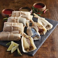 Handmade Tamales delivered