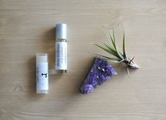 Gift Set - Lip Balm and Perfume Oil Set of 2, Your Choice, Pick Two on Etsy, $12.50