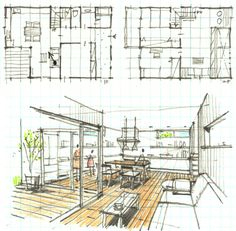 Home Decoration Stores Near Me Product Concept Architecture, Interior Architecture, Layout, Interior Sketch, House Drawing, Architect Design, Design Projects, Creative Design, Design Elements