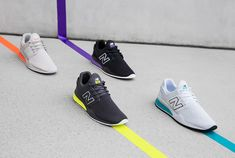 New Balance 247 Tritium Pack. Nubees new model,. Dress With Sneakers, New Balance Shoes, New Model, Retail Design, Just In Case, Kicks, Nowe Trendy, Packing, Running
