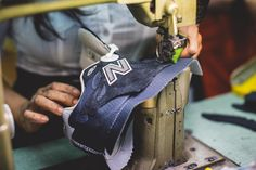 New Balance / Made in USA by Anthony Shea, via Behance
