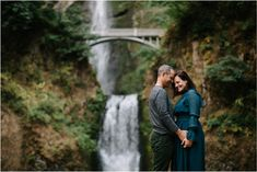Pro tip, you can take photos at Multnomah Falls in the Columbia River Gorge if you do it at sunrise or at a dusk when no one is there!