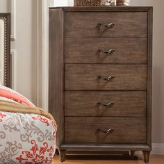 Charleston 5 Drawer Chest