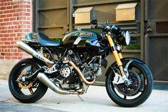 Classic Ducati sport1000