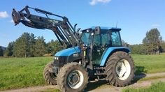 New Holland TS 110 New Holland, Tractors