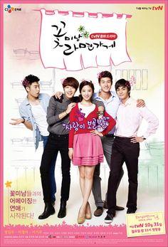 Korean dramas are so entertaining! Flower Boy Ramen Shop-hulu-your welcome :)