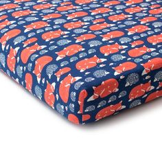 You will love our certified organic cotton baby bedding that includes fitted crib sheets and changing pad covers. Crib Mattress, Crib Sheets, Fox Nursery, Ny Usa, Changing Pad, Cribs, Comforters, Organic Cotton, Foxes