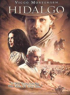 A breathtakingly photographed, epic western like none produced for decades, HIDALGO recounts the life of legend Frank T. Hopkins (Viggo Mortensen). Set in the 1800s, this family film chronicles the tr