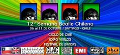 12º Semana Beatles Chilena.