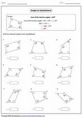 finding missing angles worksheet math pinterest worksheets and angles. Black Bedroom Furniture Sets. Home Design Ideas