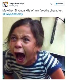 that is soooo me hahahaha its so funny cause that is me for every thing in this world Greys Anatomy Funny, Grey Anatomy Quotes, Grays Anatomy, Anatomy Humor, Grey's Anatomy Mark, Greys Anatomy Characters, Lexie Grey, Grey Quotes, Entertainment