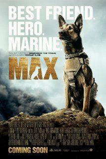 Attention! en juin 2015, Max va probablement devenir votre ami. En effet, Max est le meilleur ami de l'homme, un chien. pas n'importe lequel...Max est un chien militaire et il aide son maître... Il va surtout aider une famille, un jeune garçon à découvrir...