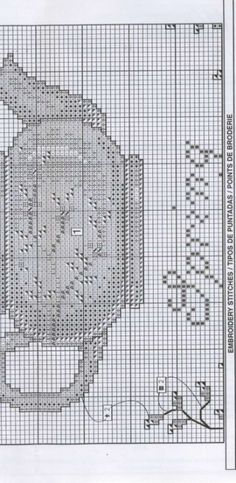`schema Cross Stitch Flowers, Cross Stitch Patterns, Cross Stitching, Elsa, Projects To Try, Seasons, Embroidery, My Love, Zoom Zoom