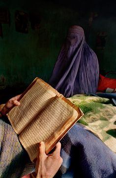 Der Koran, Kabul, Afghanistan 2001 | © Joseph Rodriguez