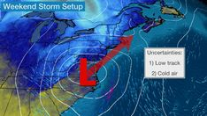 Days In December, Severe Storms, Weather News, The Weather Channel, Newfoundland, East Coast, Location History, Rain, Snow