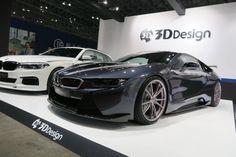 3D Design Program for BMW i8 Unveiled at Tokyo Auto Show 2018.