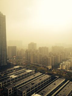 I was fortunate to be able to study in China briefly last year. This photo was taken whilst attending a meeting and i thought it was interesting as it showed how bad the smog actually is (even through a crappy phone camera). The smog mainly comes from the high amount of coal that is being burnt to fuel energy consumption and the manufacturing of goods. This smog not only affects China but also it affects the globe. About 29% of San Francisco's pollution comes from China...