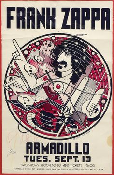 Poster Zappa
