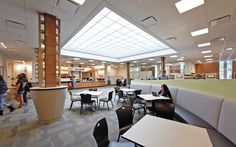 The Re-Birth of the Santa Fe Springs Library--like the use of the long bench seating for flexibility  http://blog.lpainc.com/lpa-blog/bid/36888/The-Re-Birth-of-the-Santa-Fe-Springs-Library
