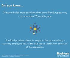 Scottish Space Industry, Scotland the Brief Glasgow City, Scottish Independence, Go It Alone, Marketing Jobs, City Council, Scotland, Politics, Industrial, Space