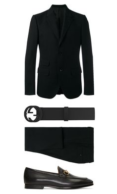 #Gucci2 by andersjohansenn on Polyvore featuring Gucci, men's fashion and menswear