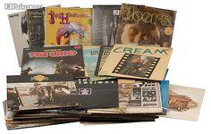 EE.UU La colección de discos de Joey Ramone, cantante de la legendaria banda Ramones, que se vendió esta semana en US$19.200.