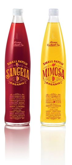 imagenes packaging botellas 31 - Sangria/Mimosa