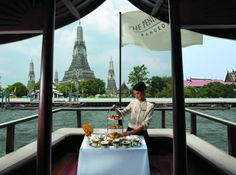 Dinner Cruise | The Peninsula Bangkok