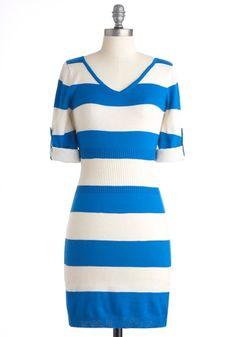 Make Lighthouse of It Tunic | Mod Retro Vintage Short Sleeve Shirts | ModCloth.com - StyleSays