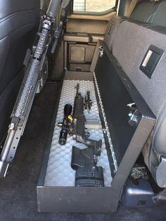 Gun Mount for all types. Rifles, Rifles, Sniper Rifles, Pistols of all kinds. Weapon Storage, Gun Storage, Storage Boxes, Secure Storage, Custom Guns, Custom Trucks, Weapons Guns, Guns And Ammo, Rifles