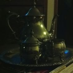 Love my tea set <3