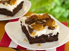 s'mores brownies... s'more what?