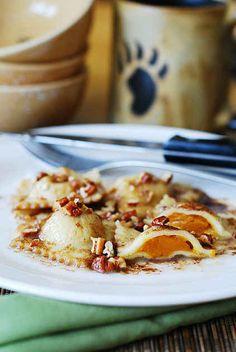 49. Pumpkin Ravioli | 101 Pumpkin Recipes From Drinks To Dessert