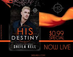 His Destiny from Sheila Kell