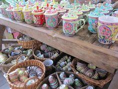 ペラナカン陶器の窯元 〜陶光〜 - シンガポール/シンガポール特派員ブログ