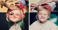 Artist Turns Photos Of Random People Into Fun Illustrations (You Might Be Next!) | Bored Panda