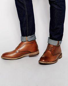 Frank+Wright+Bank+Chukka+Boots